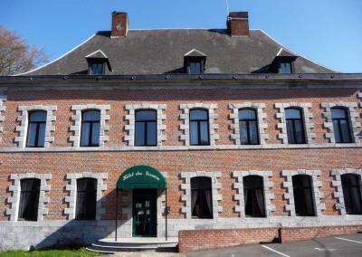 façade Hôtel des Verriers