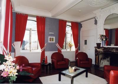 salon cariatides hôtel