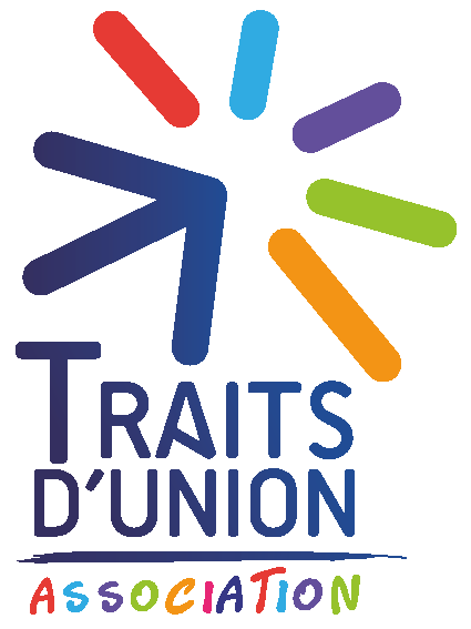 LOGO Association Traits d'Union